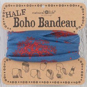Half Boho Bandeau